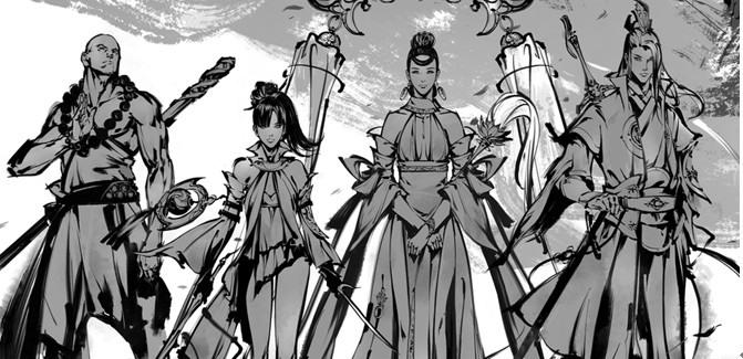 《七劍伏魔傳》近期開放不刪檔封測 公開遊戲背景、威名等系統介紹